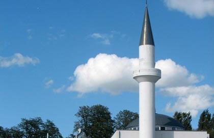 ACK Konstanz Moschee