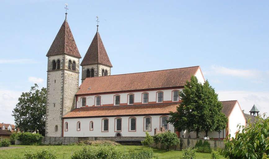 ACK Konstanz Peter u. Paul, Reichenau Niederzell