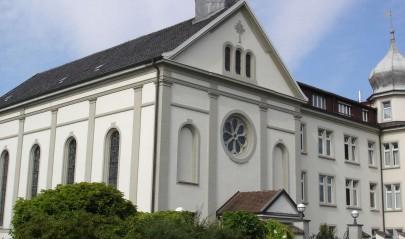 ACK Konstanz Römisch-Katholische Gemeinden Allensbach kath. Kirche Kloster Hegne