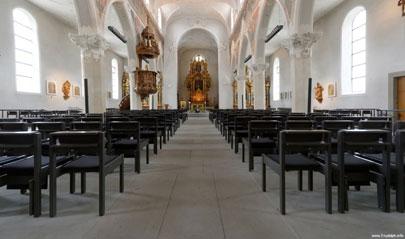 ACK Konstanz Dreifaltigkeitskirche